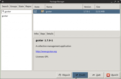 gcstar_package-manager